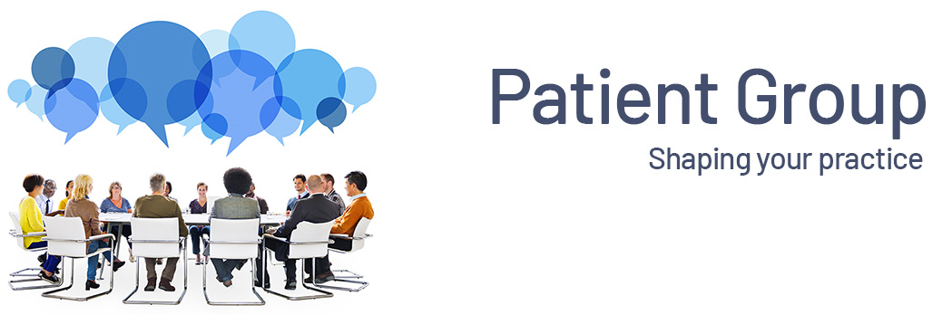 the patient participation group